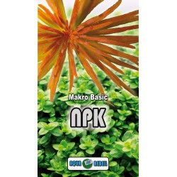 AQUA REBELL - Makro Basic - NPK 500ml (Fertilizzante a base di Azoto, Fosforo e Potassio)