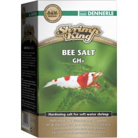 DENNERLE - Shrimp King Bee Salt GH+ 200gr - Sali GH per Gamberetti Crystal Red/Black e BumbleBee