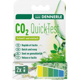 DENNERLE - CO2 Quick Test - Test per misurazione CO2 in acquario